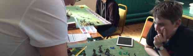 Warlords of Walsall Masters